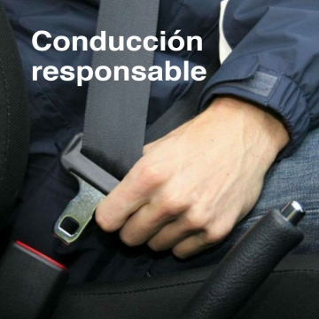 conducción responsable